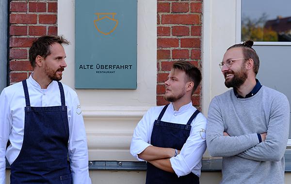 Restaurant Alte Überfahrt
